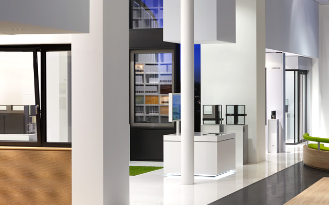 Showroom serramenti bisacchi bruno c srl forl cesena - Showroom porte e finestre ...